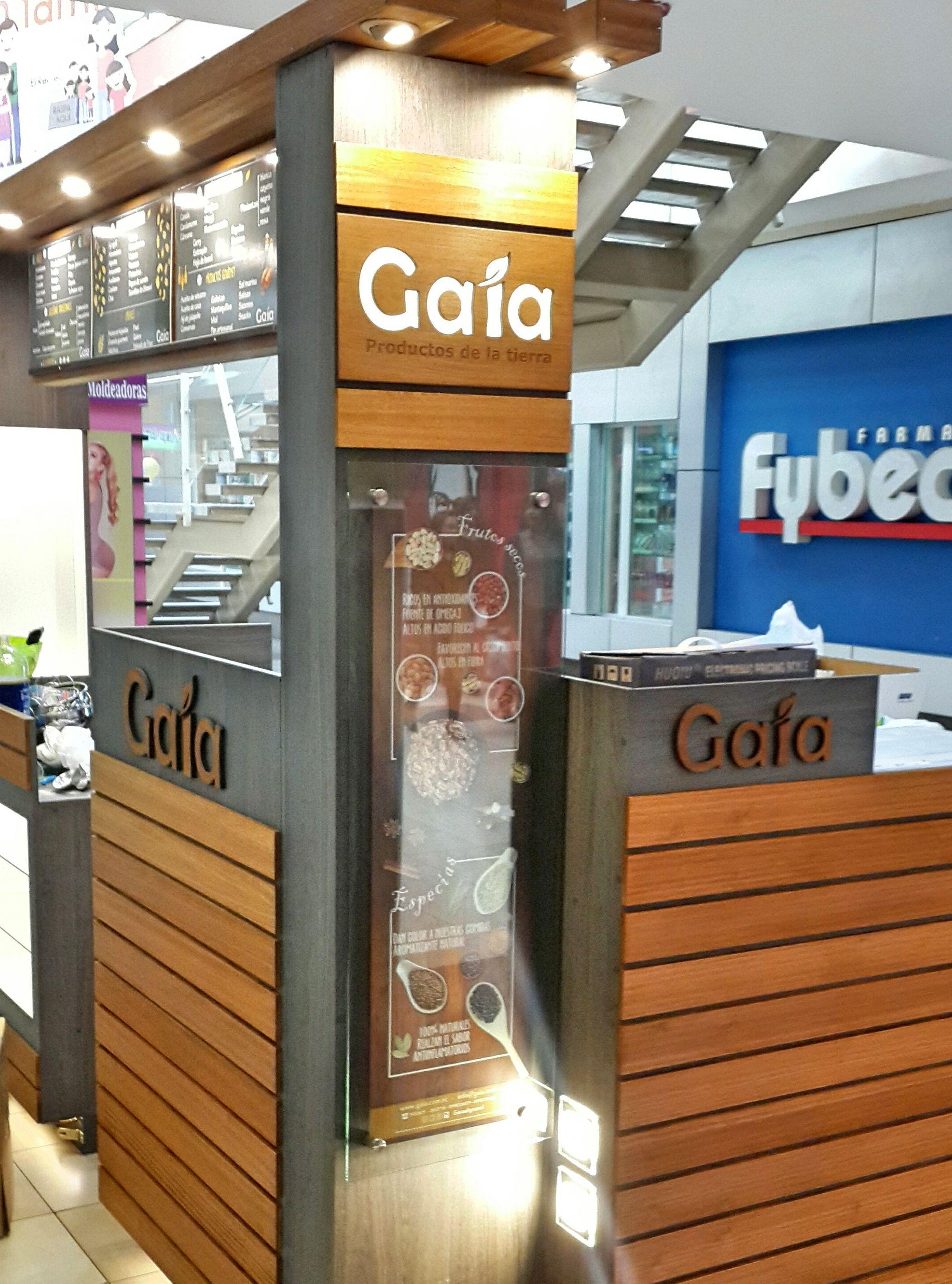 Gaia En El Cc El Recreo Al Sur De Quito Lo Mejor En Frutos Secos