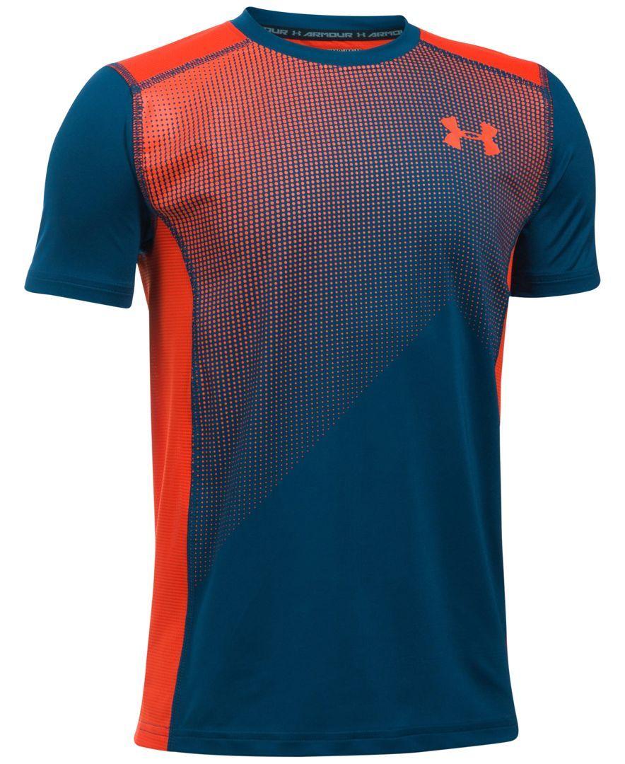 Under Armour Select Athletic T Shirt Big Boys 8 20 Sports Uniform Design Sportswear Trends Sports Tshirt Designs