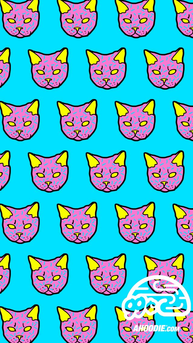 Ahoodie 50 Cent Cats Wallpaper