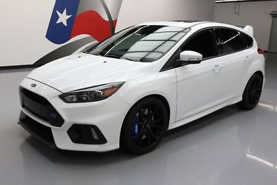 2016 Ford Focus Rs Hatchback 4 Door 2016 Ford Focus Rs Awd 6 Speed