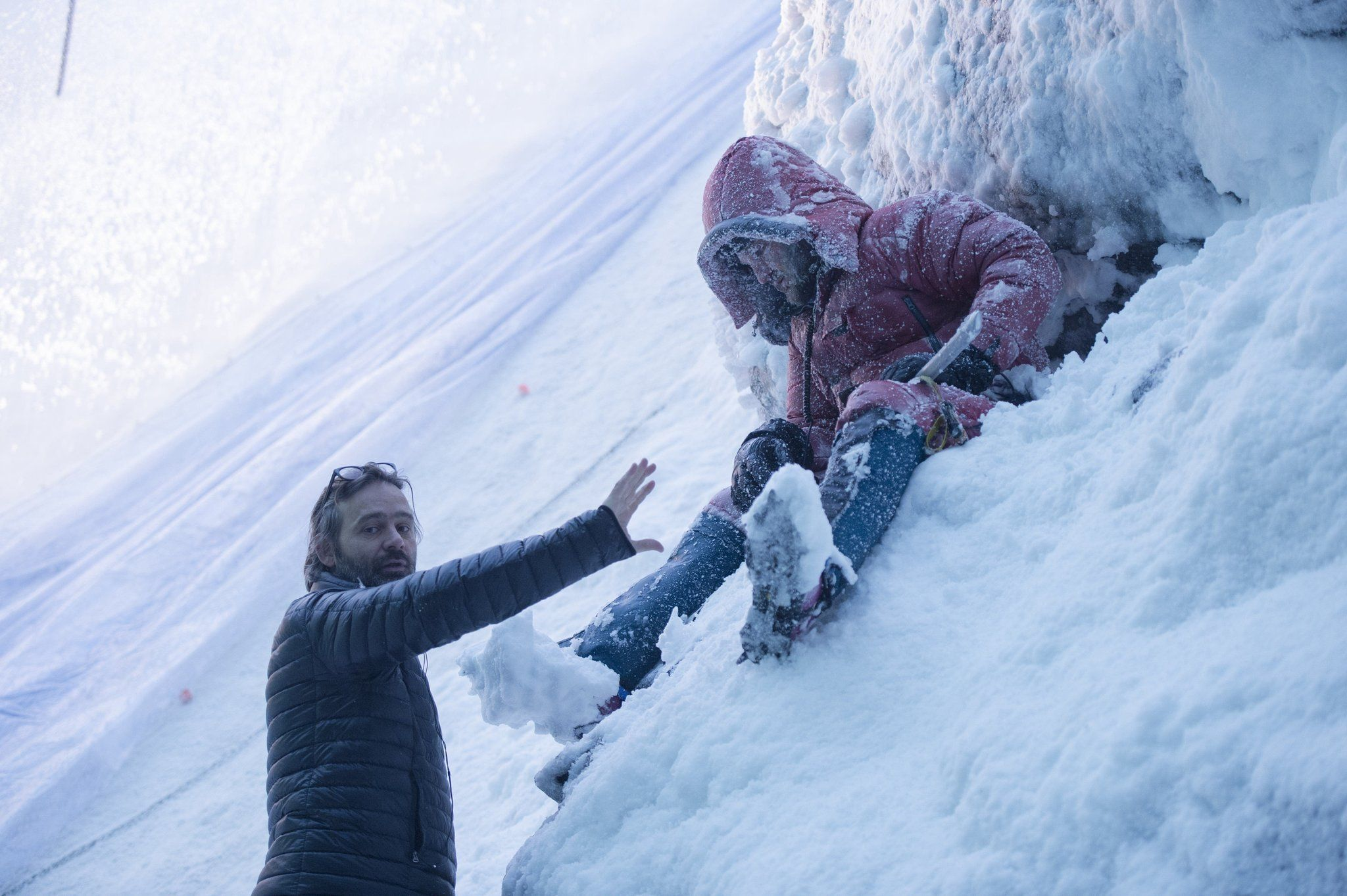 Image result for where is rob hall's body on mt  everest | Everest