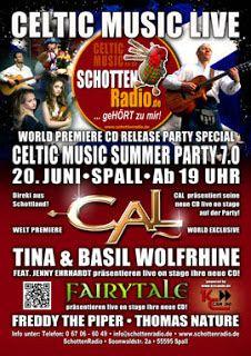Schottland my Love: Schottenradio Celtic Summer Party 7.0 - Rekord Bre...