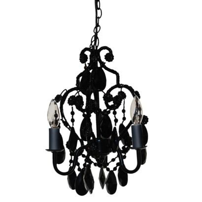 Target home home dcor lamps lighting fixtures 4799 3 bulb mini target home home dcor lamps lighting fixtures 4799 3 bulb mini chandelier black aloadofball Gallery