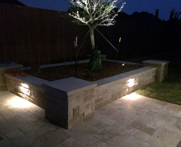 Fx Outdoor Lighting Pictures dallas outdoor steps and path lights dallas landscape lighting installed these fx lighting bp light fixtures on the stone workwithnaturefo