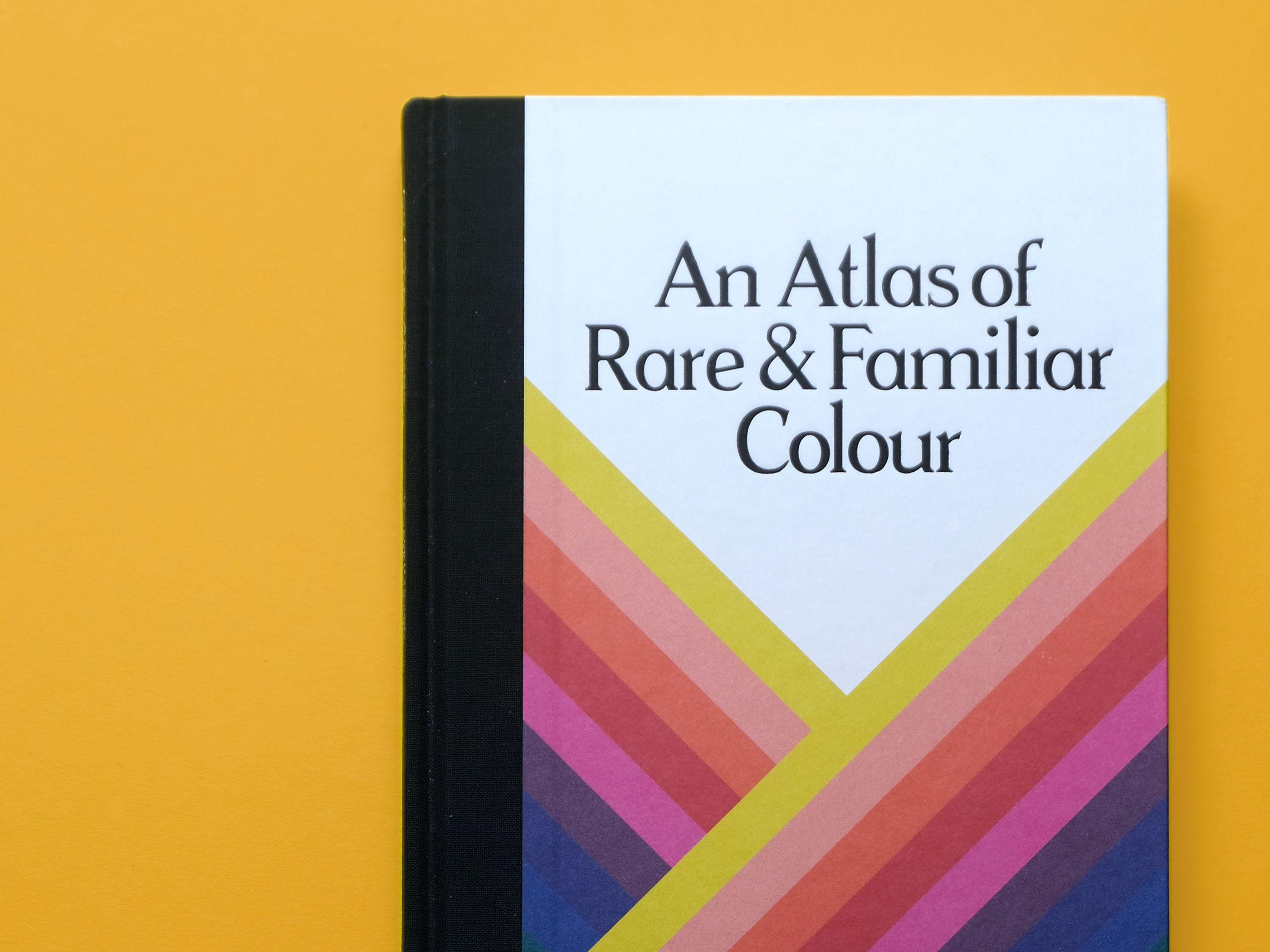 An Atlas of Rare & Familiar Colour on Behance