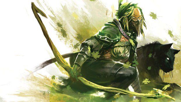 guild wars 2 sylvari ranger, great class | GAMING THINGS | Guild
