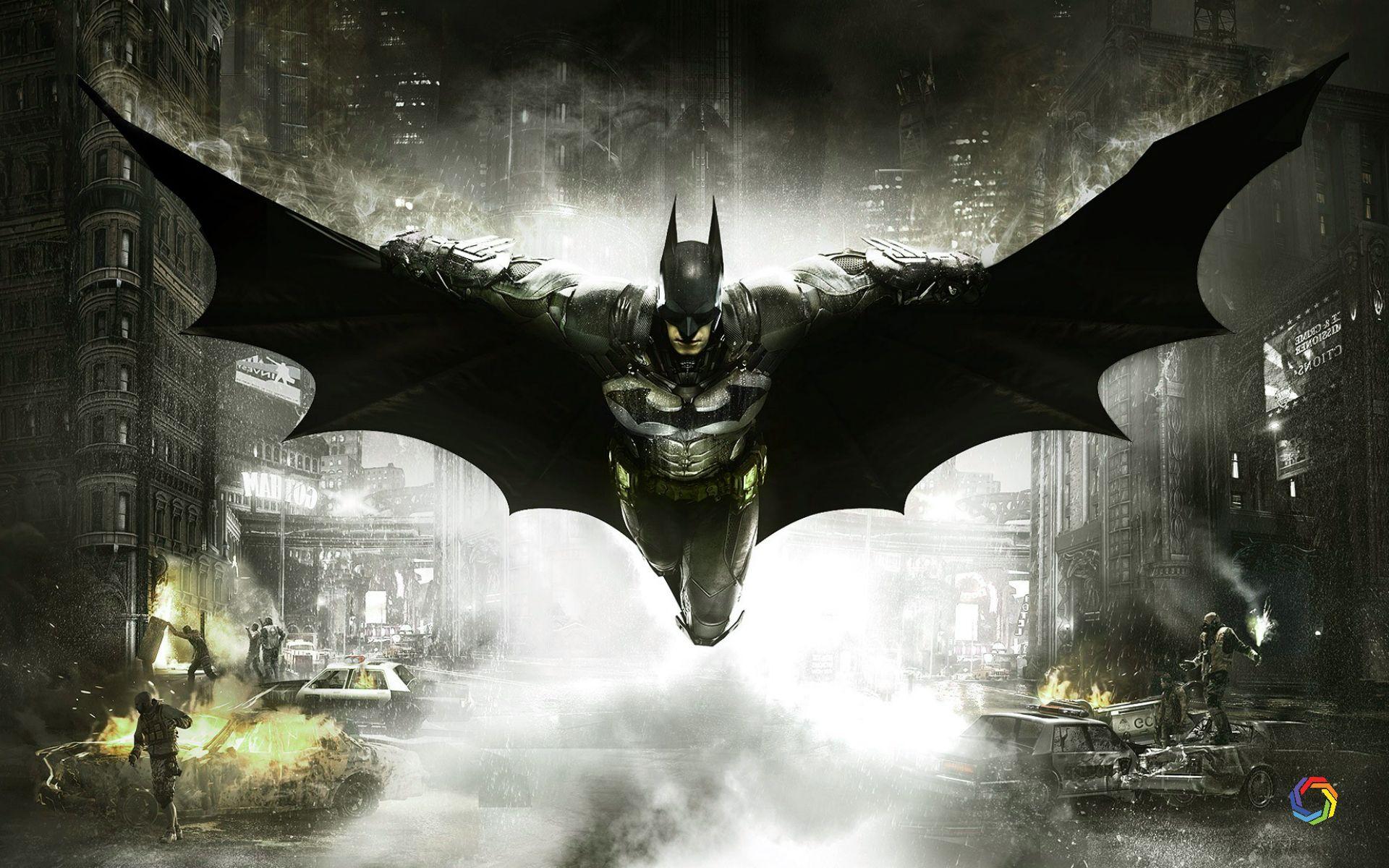 Download Knight Batman Movies Full Hd Wallpaper Hd Widescreen Wallpaper Or High D Batman Arkham Knight Wallpaper Batman Arkham Knight Batman Arkham Knight Game