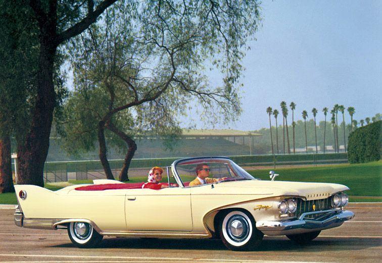 Plan59 :: Classic Car Art :: Vintage Ads :: 1960 Plymouth Fury