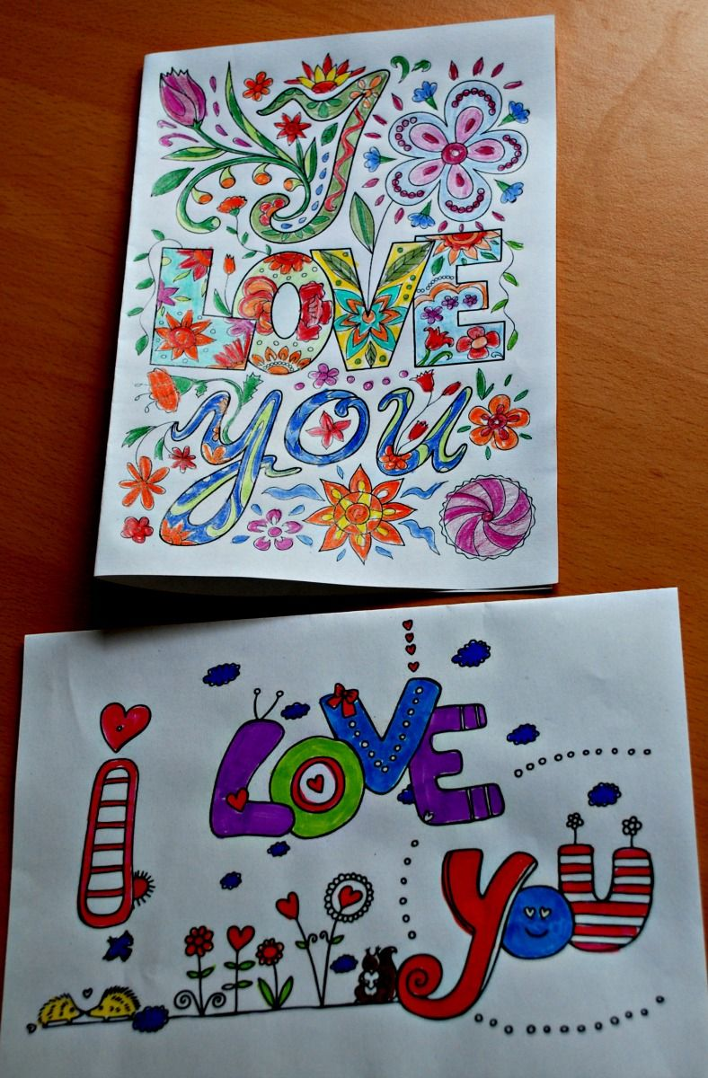 Card making | Activity village pages used by ofamily learning ...