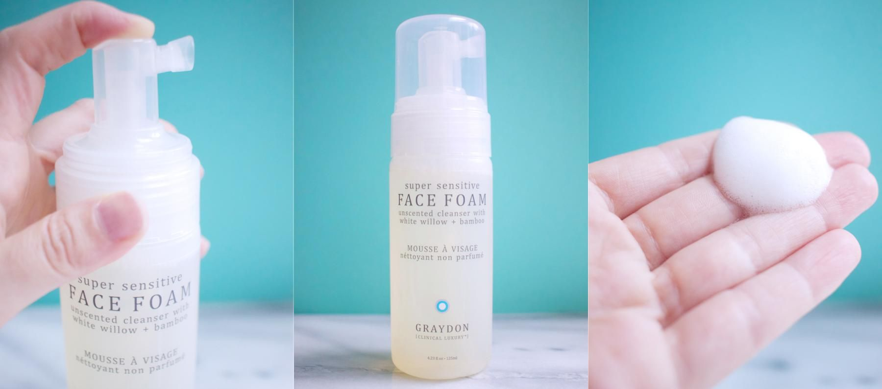 Reviewed: Graydon's All-Natural Foaming Cleanser.