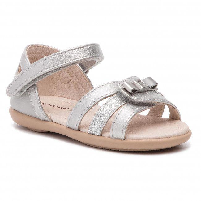4ce3aa36e1 Szandál MAYORAL - 41028 Plata 81 | Kid's Gardrobe | Sandals, Fashion ...