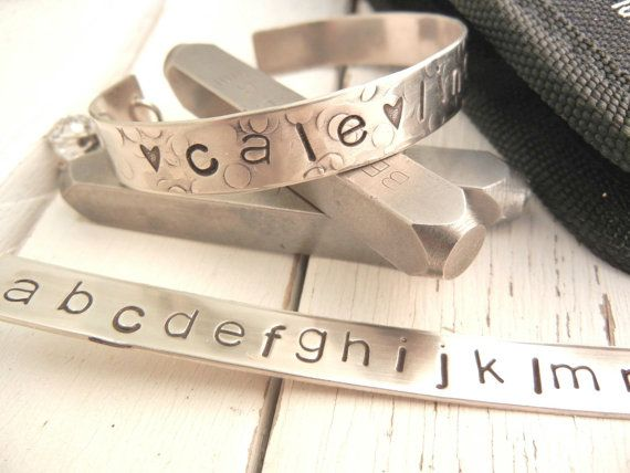 6mm 14 lowercase gothic font steel alphabet letter by supplyzone 3550