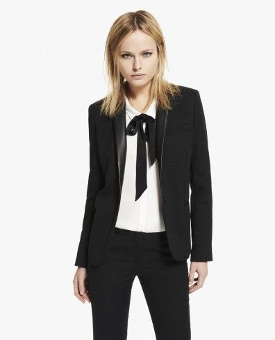 Veste blazer femme the kooples