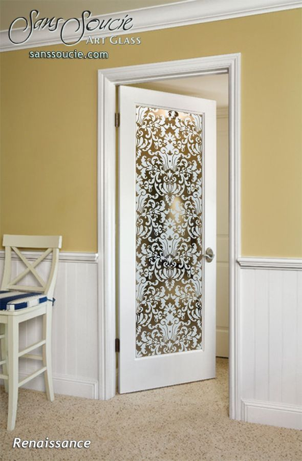 Decorative Glass Doors You Customize To Suit Your Style And