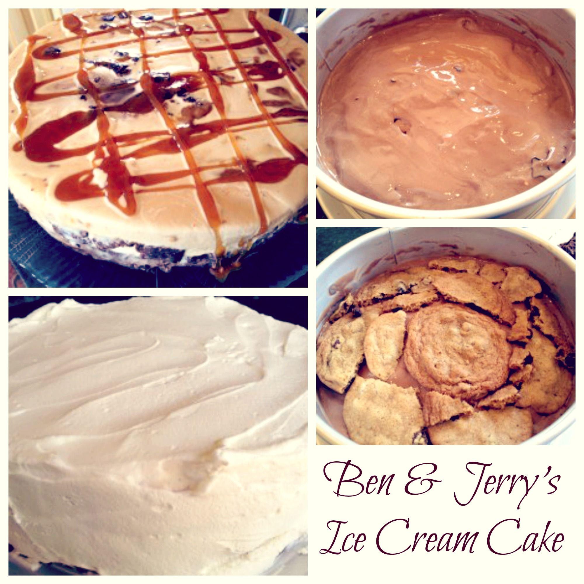 Ben jerrys ice cream cake ice cream cake kid