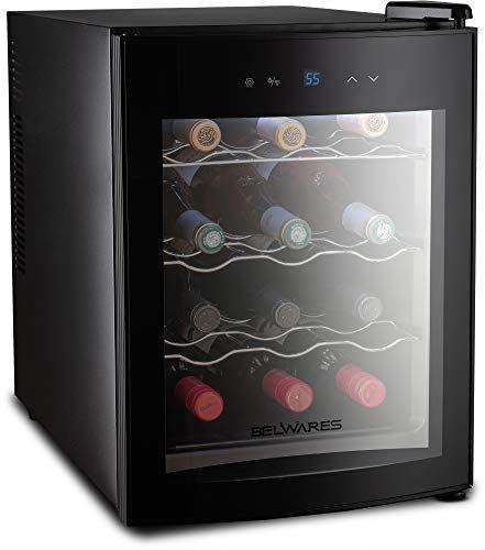 Wine Cellar Wine Refrigerators 12 Bottle Thermoelectric W Https Www Amazon Com Dp B07gy2qb1q Ref Best Wine Coolers Thermoelectric Wine Cooler Wine Cooler