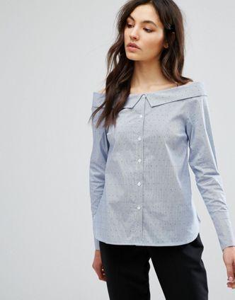 34fac1607bcb0b Shirts | Women's shirts & blouses | ASOS | shirts | Fashion, Shirt ...