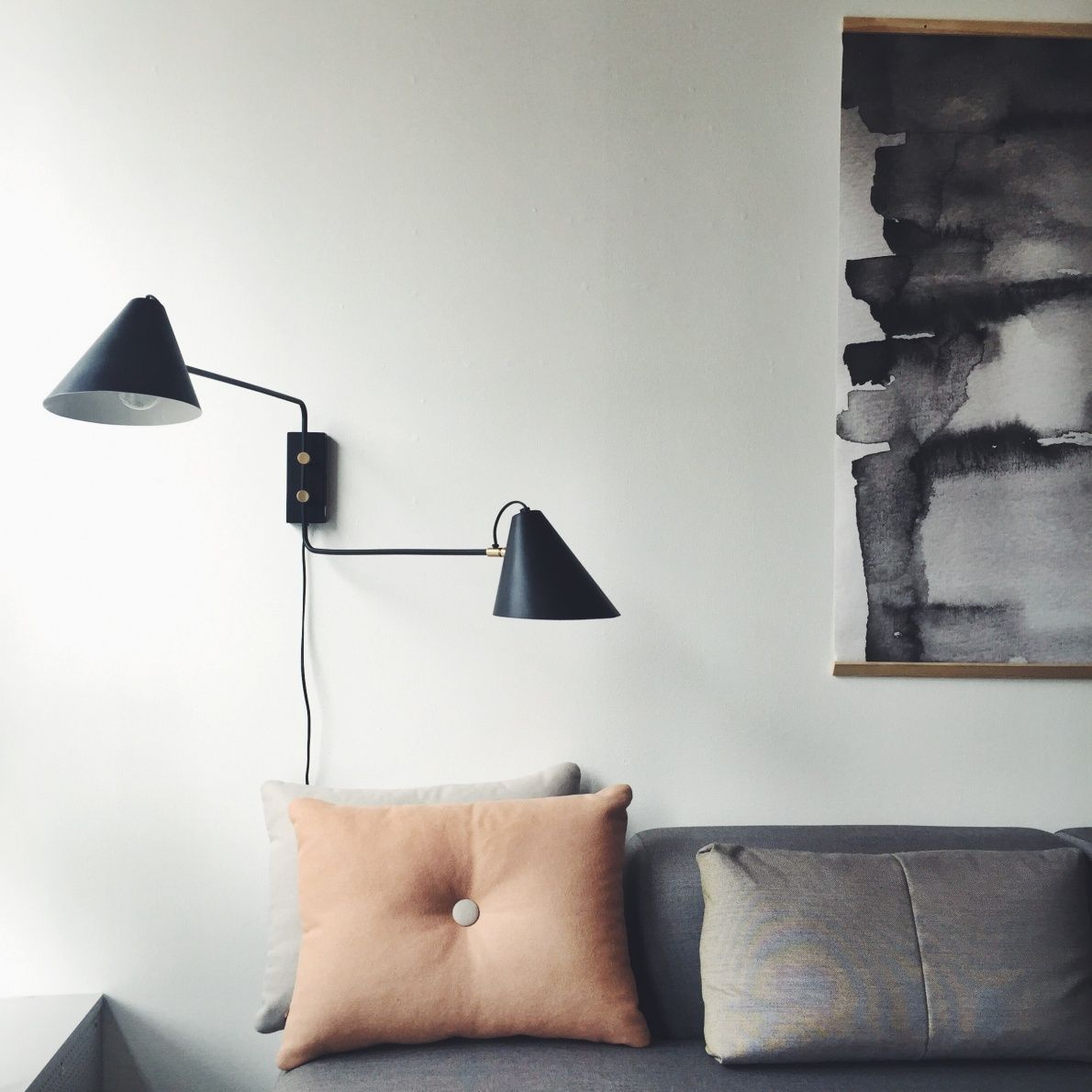 House Doctor Club The Lovely Wall Lamp Club By House Doctor Kvart Interiör