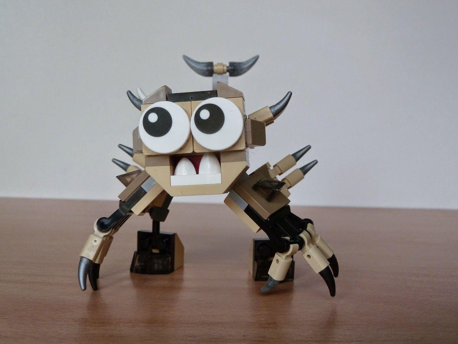 Totobricks SCORPI HOOGI MIX LEGO MIXELS Série 3 Lego