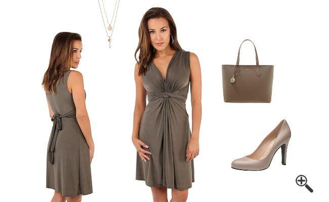Kleider für Schwangere zur Hochzeit http://www.kleider-deal.de ...