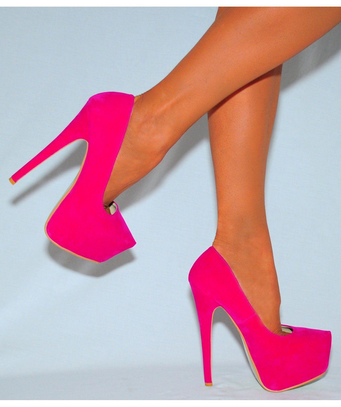 Pink-High-Heels.jpg | Must Have Heels | Pinterest | Pink high ...