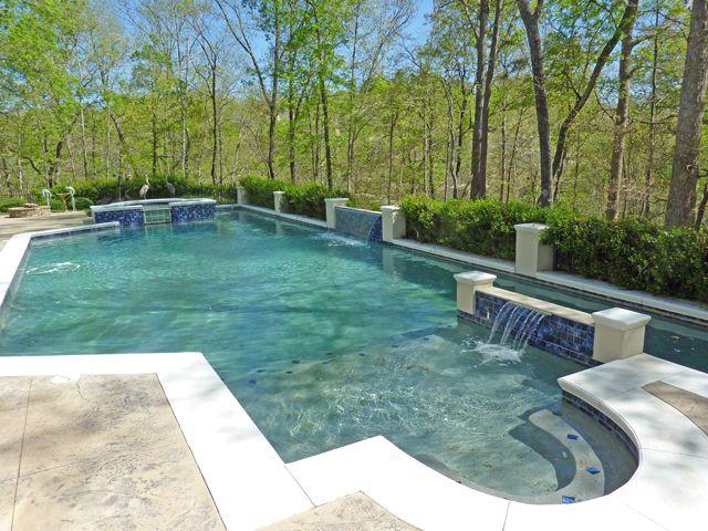 Heated Saltwater Pool Lap Pool Designs Saltwater Pool Dream Pools