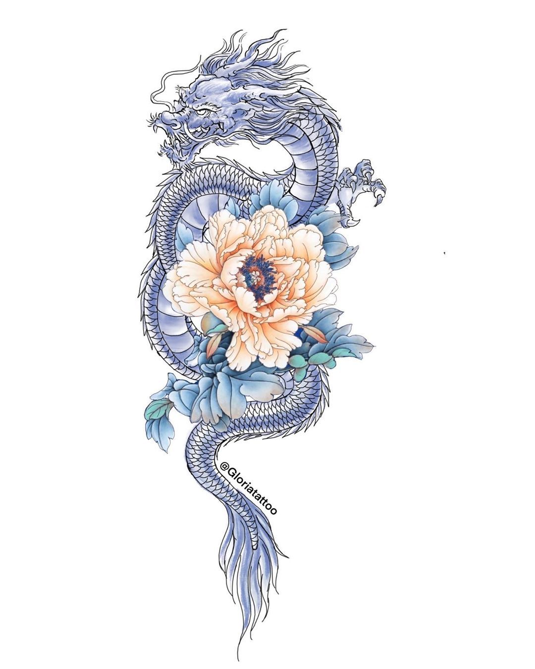 New Design Available For Appointment Hailintattoo Gmail Com Hailintattoo 1136 N La Brea Ave West Hollywood In 2020 Tattoos Dragon Tattoo Designs Dragon Tattoo