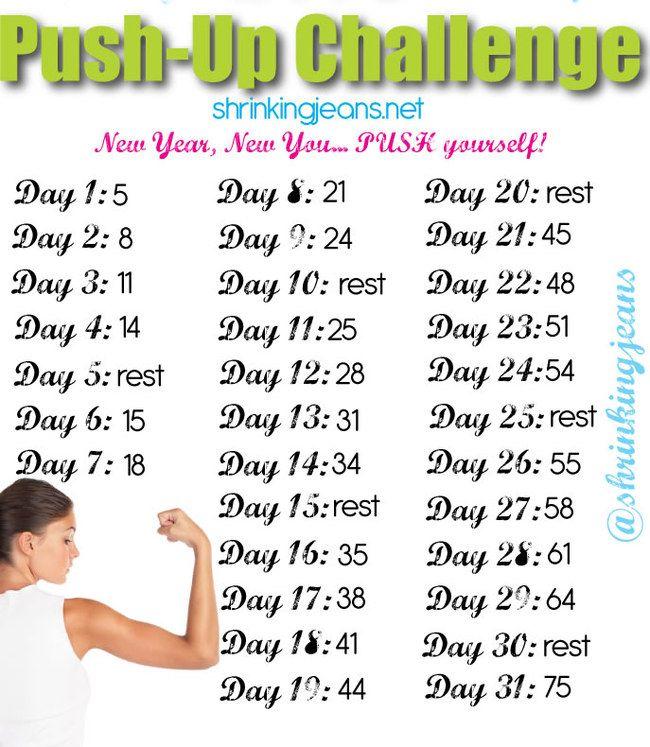 Défi 30 jours : quel défi fitness pour mon corps