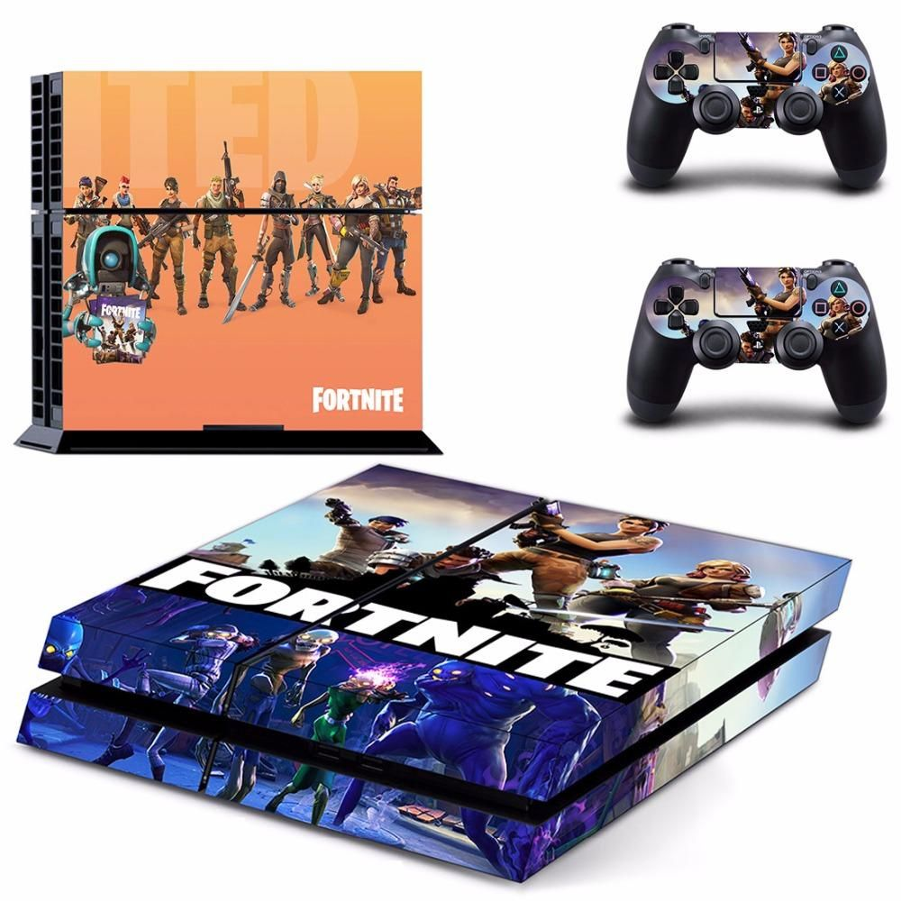 836ce30a48942 Game Fortnite Battle Royale PS4 Skin Sticker Decal For Sony PlayStatio –  Sunshine s Boutique   Gifts