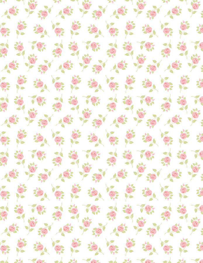 Preferência Resultado de imagem para papel digital floral gratis tamanho A4  ZN66