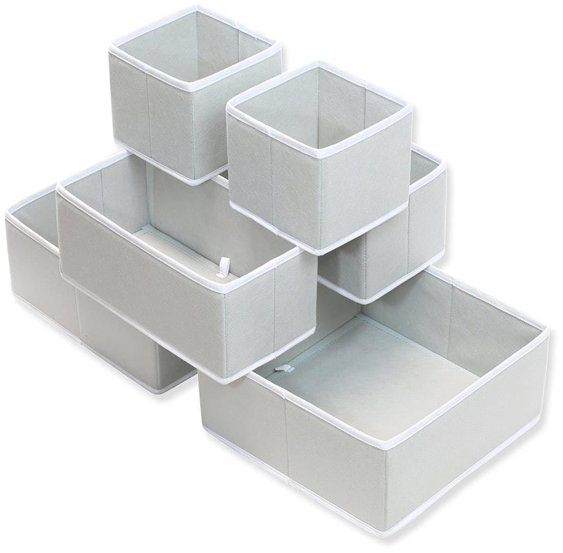 Ikea Storage Bins Best Drawer Organizer Apartment Therapy In 2020 Ikea Storage Bins Clothes Drawer Organization Storage Bins Organization
