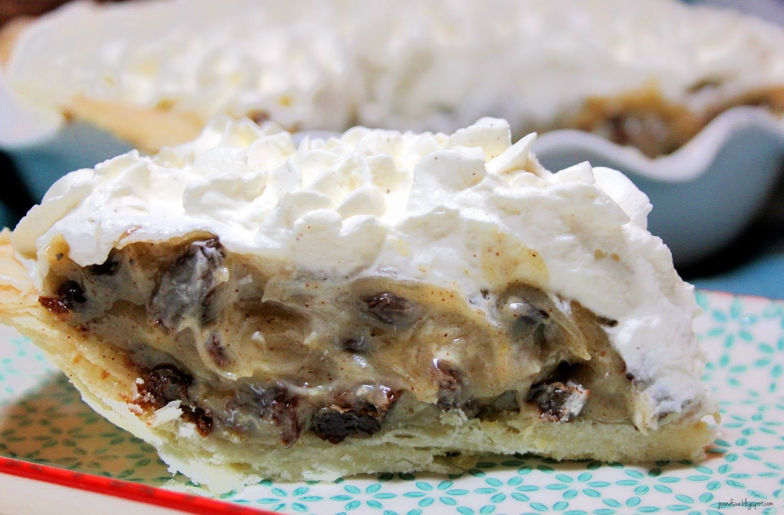 This Is One Of Our Dad S Favorite Pies I Think His First Choice Is Lemon Meringue But This Sour Cream Raisin Pie Raisin Pie Recipe Raisin Pie Filling Recipe
