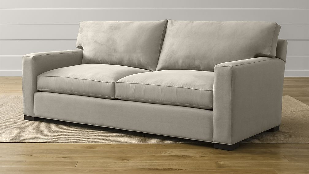Axis II 2-Seat Sofa | Casual living rooms, Living room sofa ...