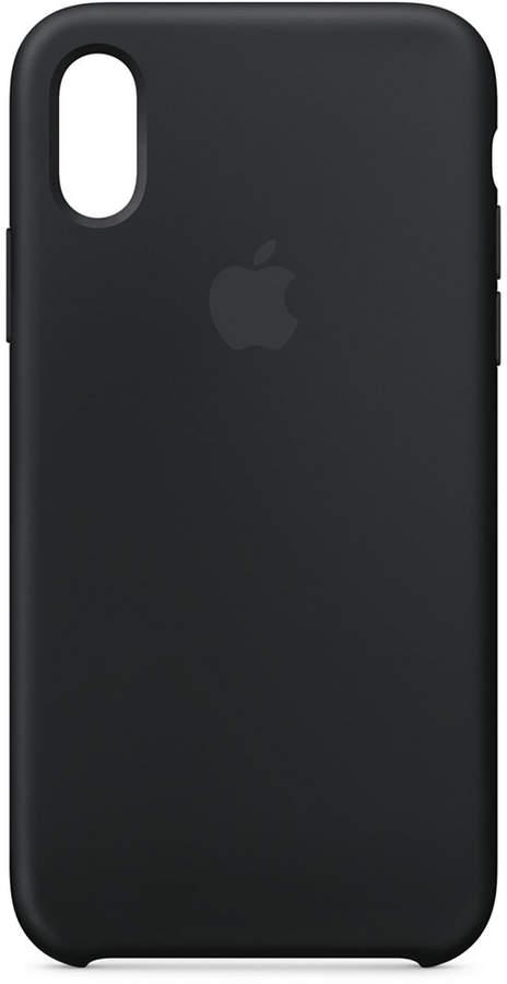 Iphone X 256 gb space grey con funda original de cuero - Celulares