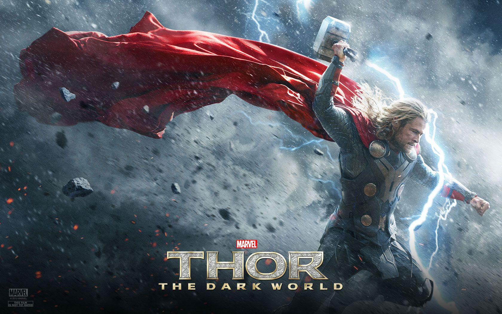 Thor 2 The Dark World 2013 Movie Wallpapers Hd Facebook Covers The Dark World Thor Marvel Thor