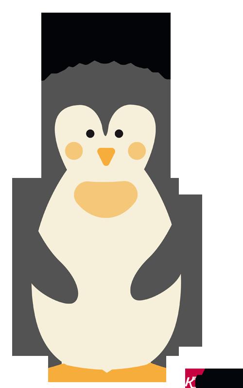 Pinguin Vorlage Pinguin Basteln Vorlage Pdf In 2020 Bastelvorlagen Pinguine Ausmalbild Pinguin