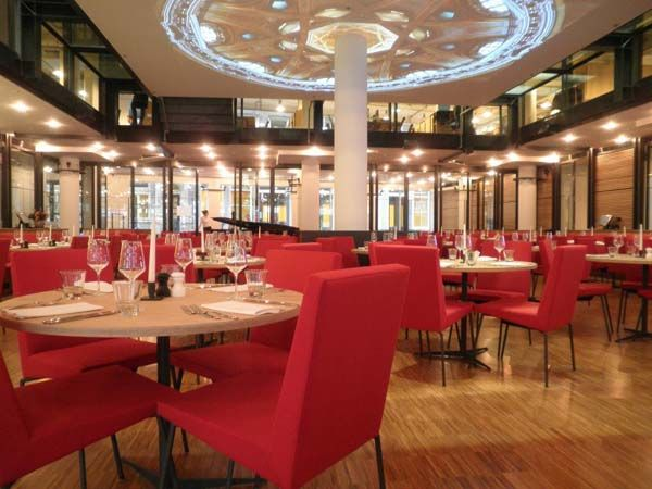 Nrc Restaurant Cafe Amsterdam For Food And News Http Www