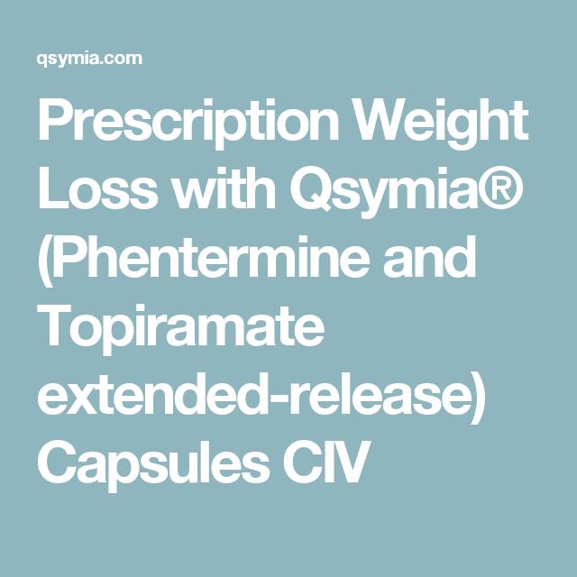 phentermine and topiramate average weight loss