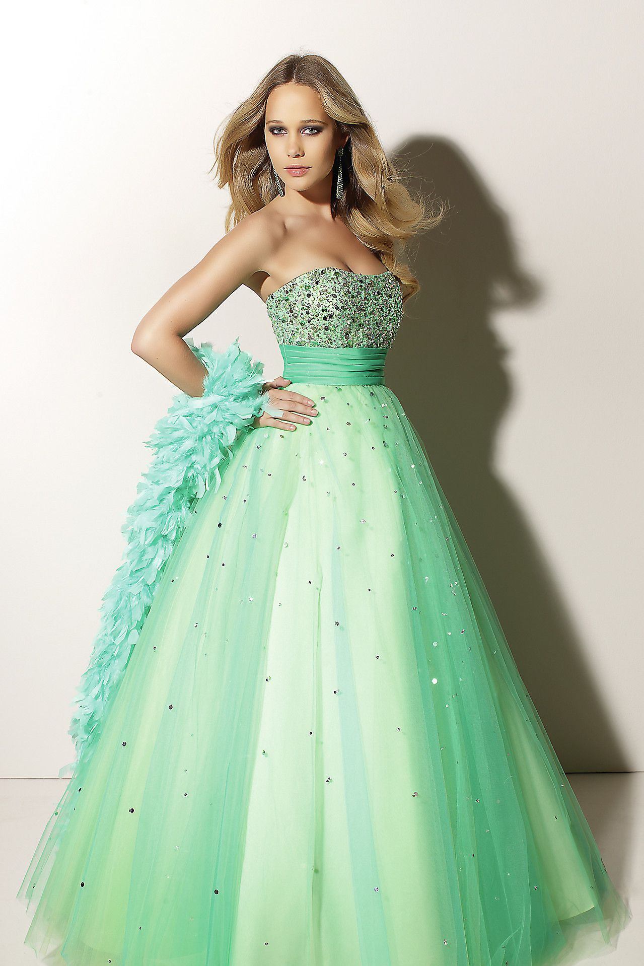 Home ue prom dresses not the scarf thing though but itus cute