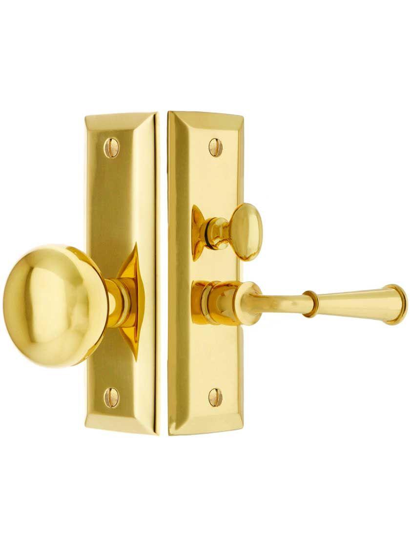 Swarthmore Screen Door Mortise Lock Set With 1 1 2 Backset In 2020 Screen Door Mortise Lock Lock Set