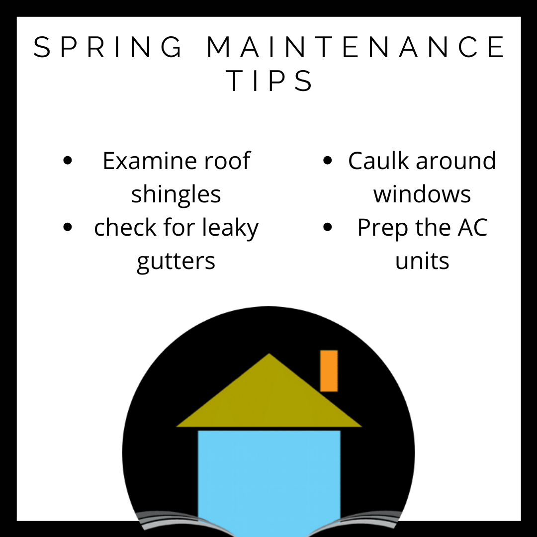 Looking for things to do around the house today? Here are a couple of things to check on. Maintaining your home is key. What is on your seasonal to-do list? We would love to hear. . . . . . #TheHomeMag #THM #TheHomeMagUtah #UtahRenovations #UtahRealEstate #UtahHomes #OutdoorSpace #utahsmallbusiness #smallbusiness #supportlocal #homemagazine #homedigitialmagazine