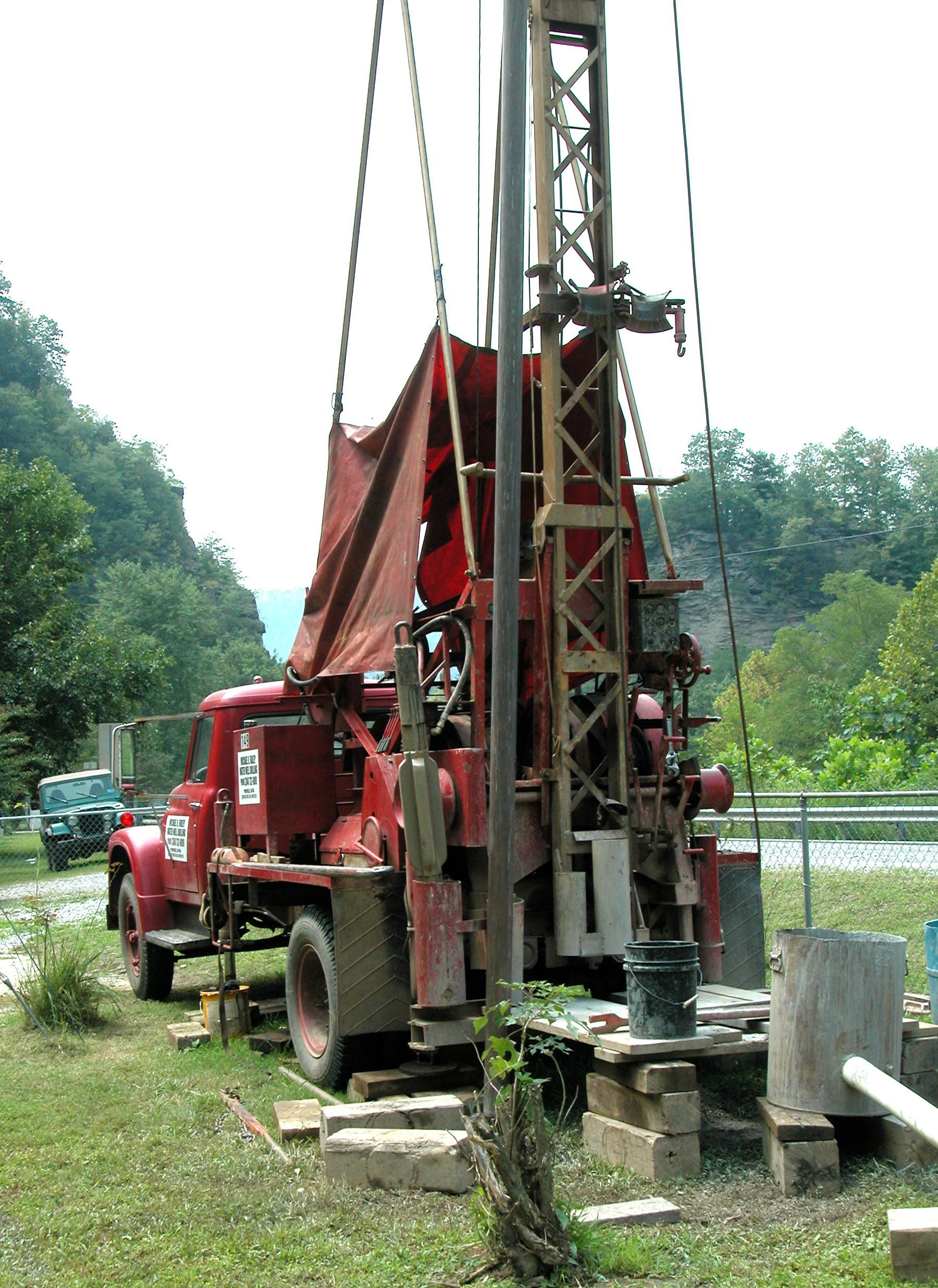 Drill Rigs: Designed to be tough, durable and reliable ... |Well Drilling