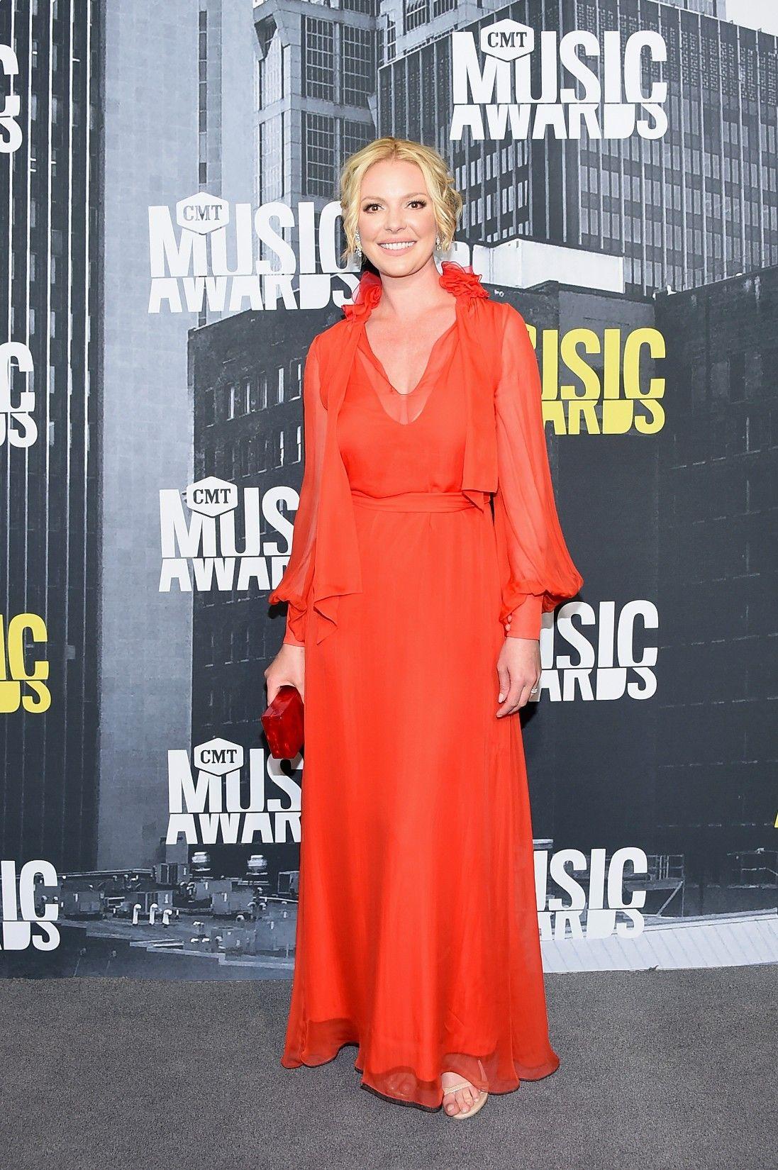 Katherine Heigl In Lanvin Looks Look Vestidos