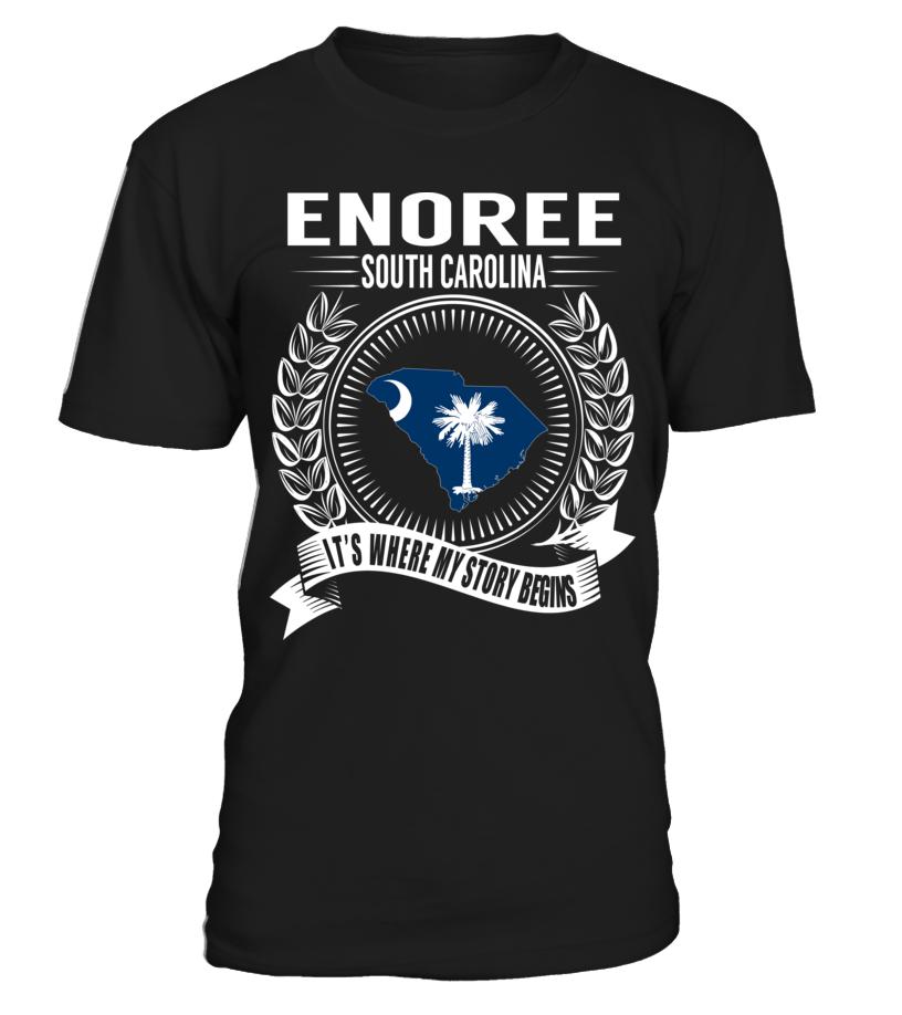 Enoree, South Carolina - My Story Begins