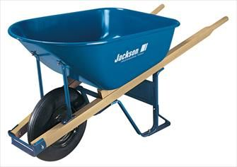 A tough, dependable wheelbarrow is a concrete professional's best friend. We carry a wide range of steel and poly wheelbarrows with heavy duty trays, professional grade steel undercarriages, and hardwood handles that withstand the most rigorous use on the job site! #jackson #intermountainconcretespecialties