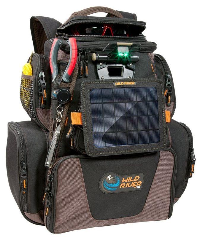 Wild River Tackle Tek Nomad XP Lighted Backpack wUSB ...
