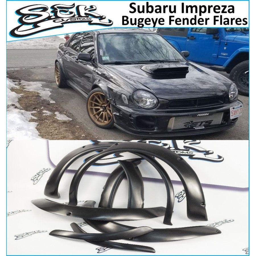 Subaru Impreza Blobeye Karlton Style Wide Body Kit Subaru Impreza Subaru Impreza