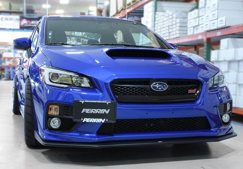 WRX /& STi Perrin Front License Plate Holder 02 03 04 05 06 07 Subaru Impreza