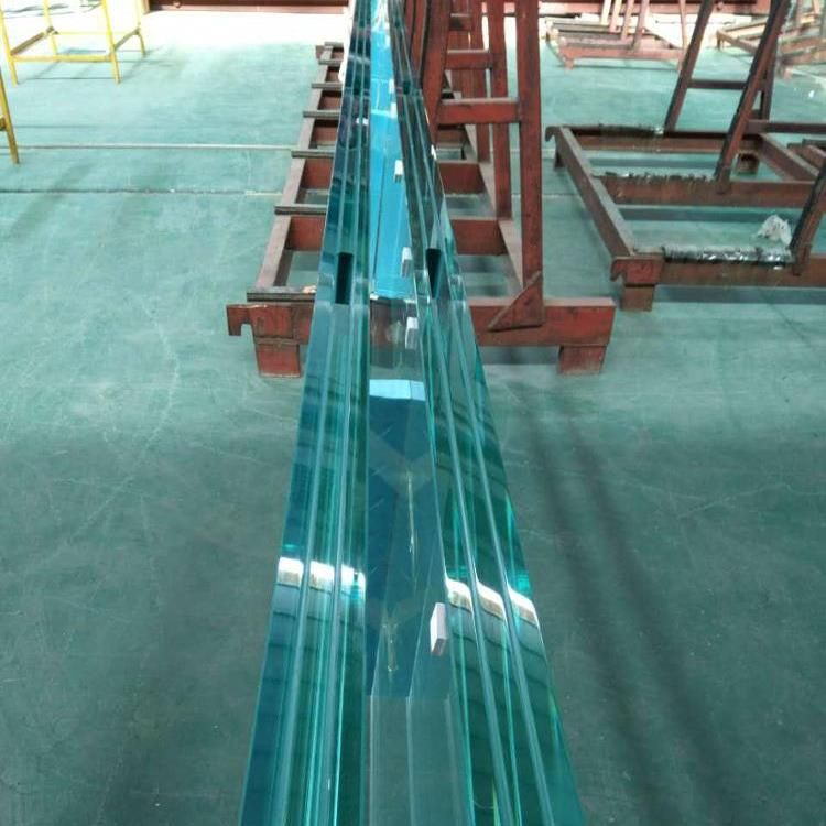 Tempered Price China Custom 8mm 10mm Sheet Frosted Tempered Glass Laminated Glass Double Glazing Tempered Glass