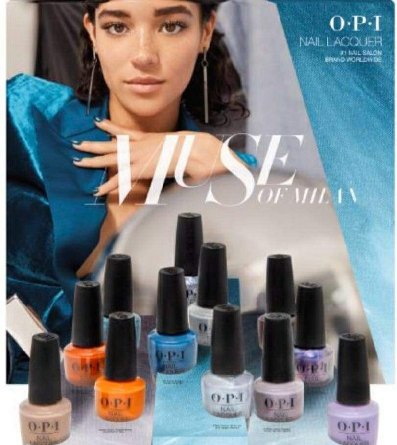 Opi Muse Of Milan Fall 2020 In 2020 Opi Opi Collections Opi Fall